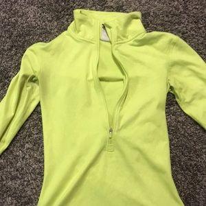 Nike half zip Dri-fit track jacket